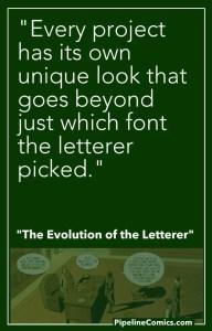 Pinterest Image for Lettering Evolution