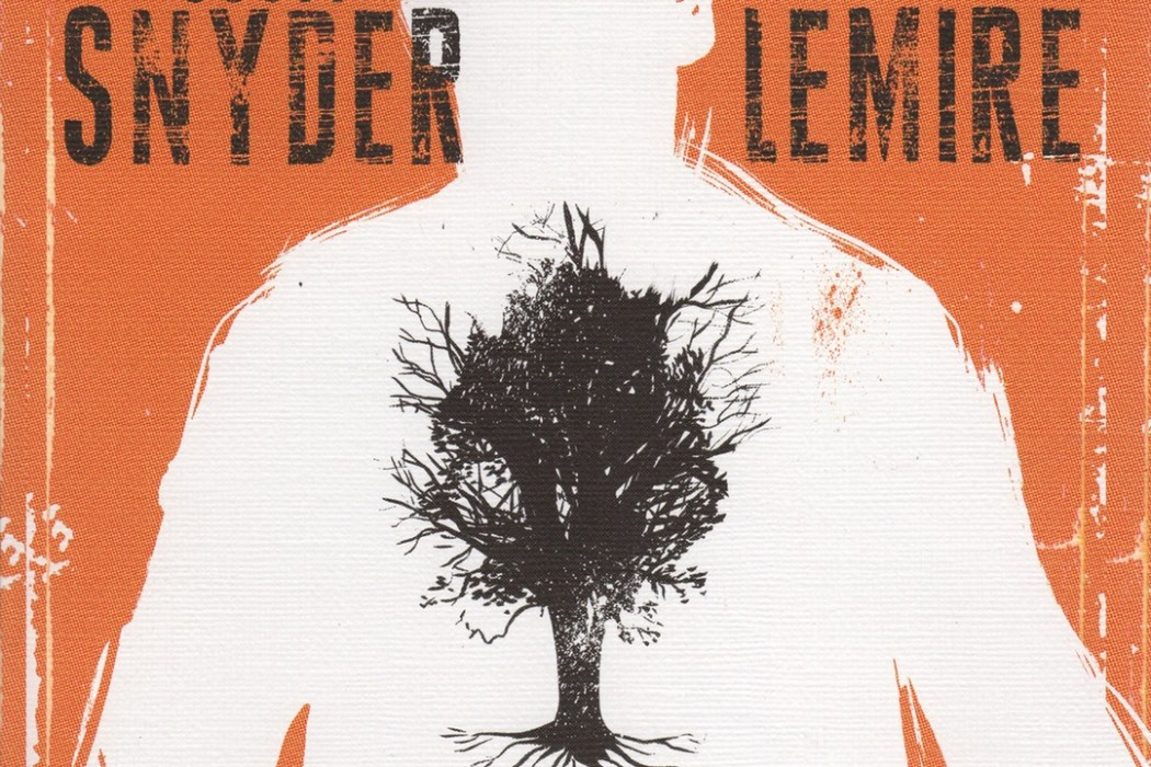 A.D. After Death Book One by Scott Snyder and Jeff Lemire