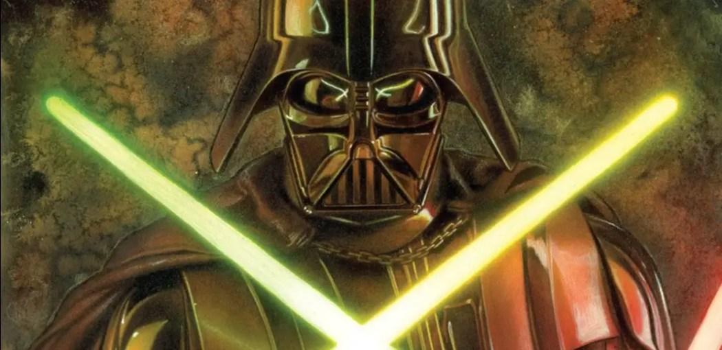 Darth Vader #5 cover detail