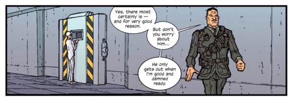 Rus Wooton letters Manhattan Projects