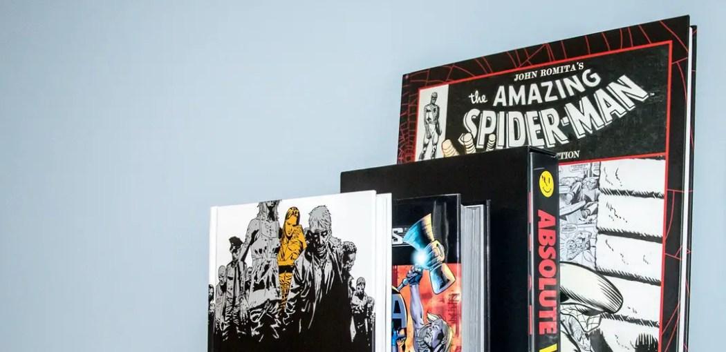 Big Books for Christmas, anyone?