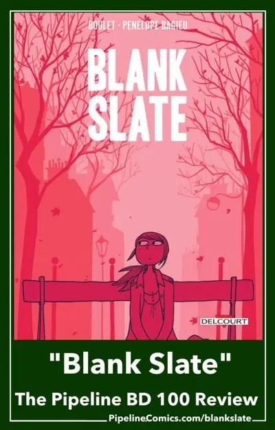 Pinterest image for Blank Slate review