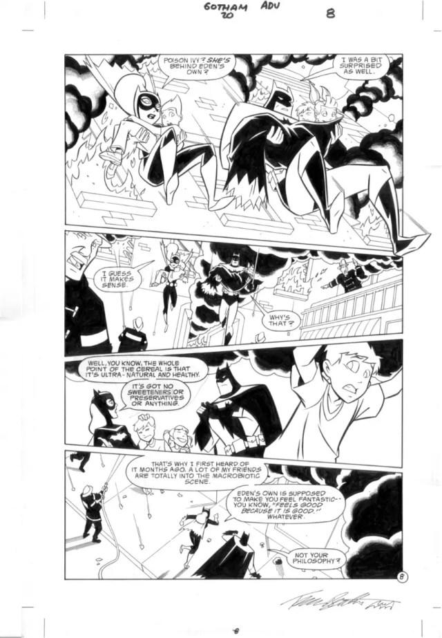 Gotham Adventures #20 page 8