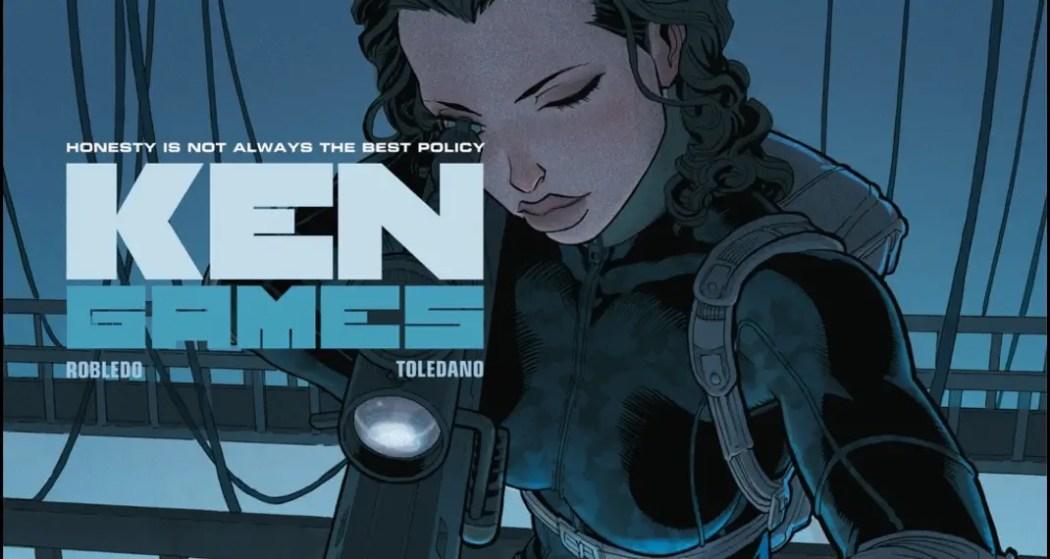 Ken Games v3 cover header image by Marcial Toledano