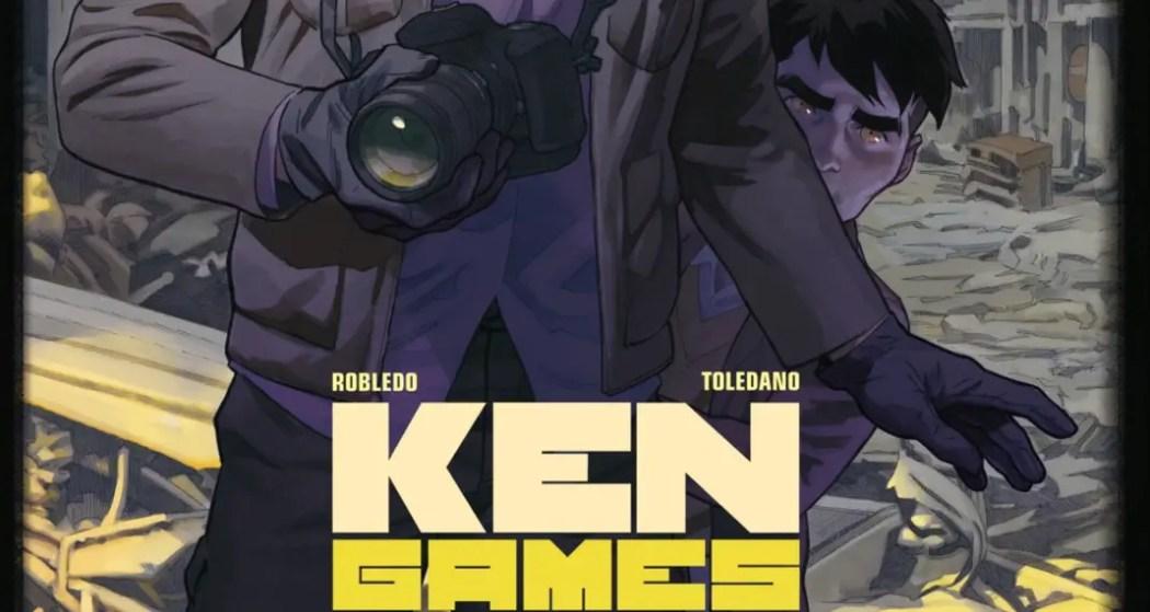 Ken Games v4 by José Manuel Robledo and Marcial Toledano