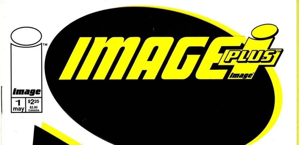 Image Plus comic book cover