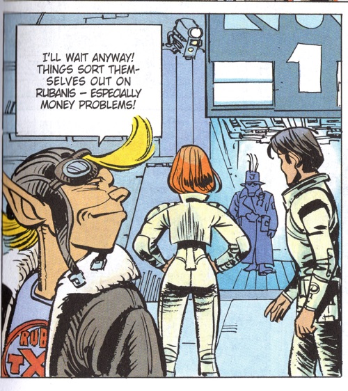 Valerian and Laureline v15 things tend to work out