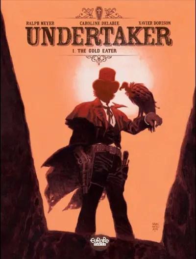 Undertaker v1 cover