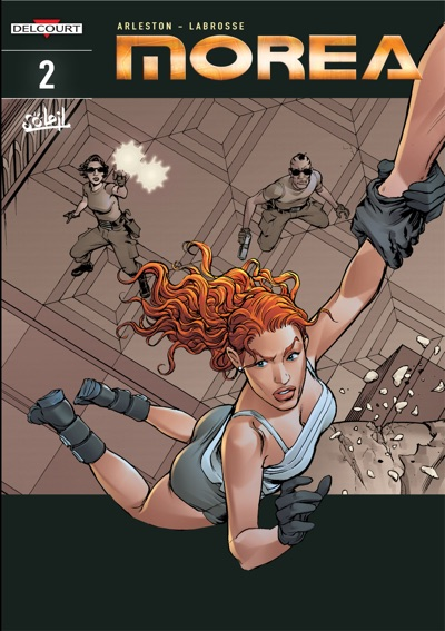 Morea v2 Cover for The Dragon's Spine
