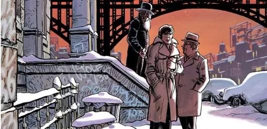 Valerian v10: Brooklyn Line Terminus Cosmos cover detail