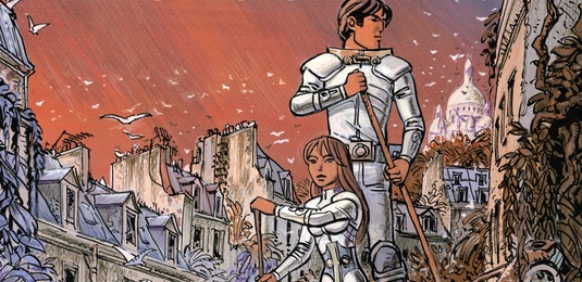 valerian v18 cover detail In Uncertain Times