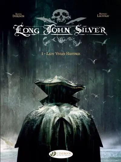 Long John Silver v1 cover