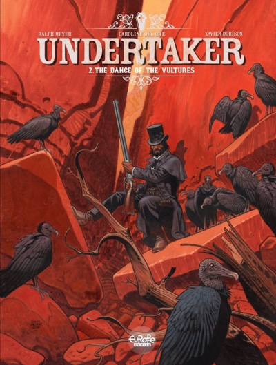 Undertaker v2 The Dance of the Vultures by Ralph Meyer