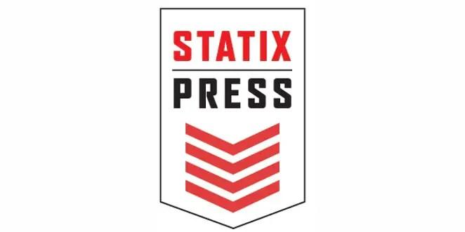 Statix Press logo