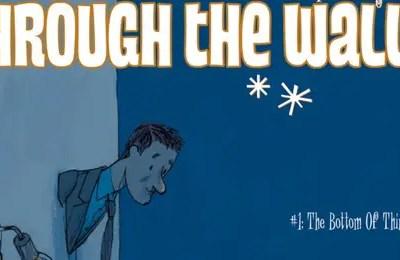 Through the Walls vol 1 cover detail