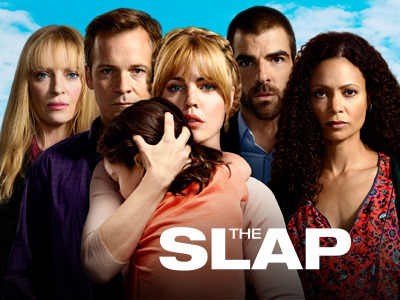 The Slap show cast photo from NBC