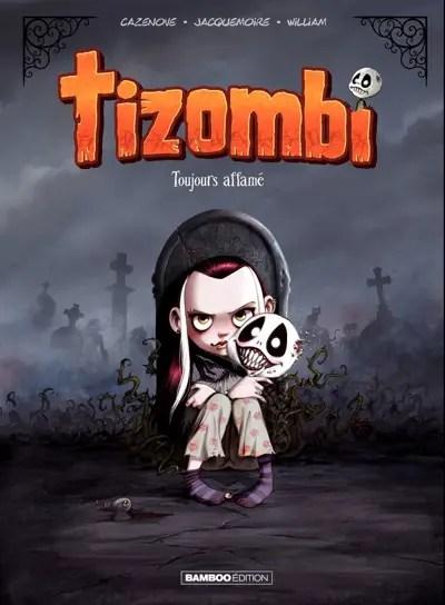 Tizombi cover