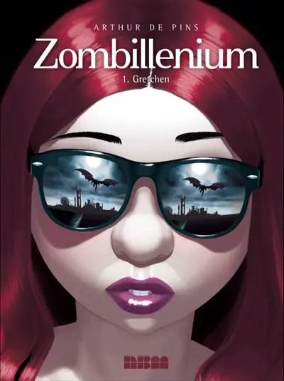zombillenium v1 cover by Arthur De Pins