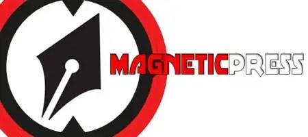 Magnetic Press logo