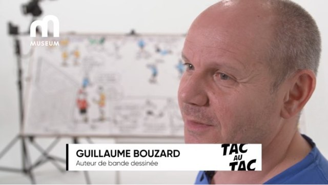 Guillaume Bouzard is a panelist on Tac Au Tac