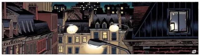 Bruno Gazzotti draws rooftops