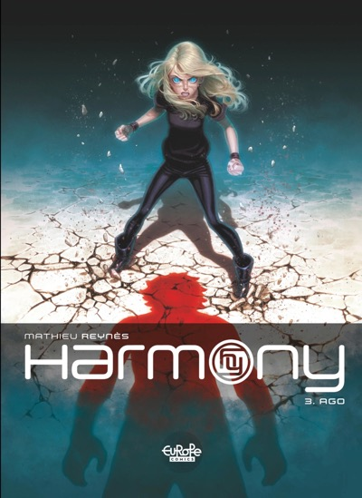 Harmony v3 cover by Mathieu Reynes
