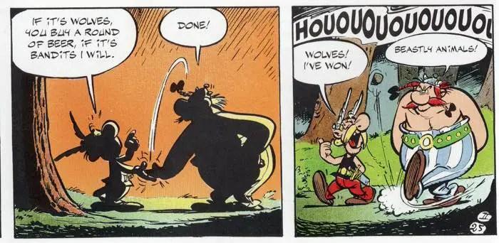 Asterix V2 Asterix And The Golden Sickle Pipeline Comics