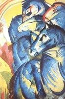 Der Blaue Reiter - Marc