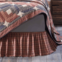 Parker Bed Skirt | Country Bedding