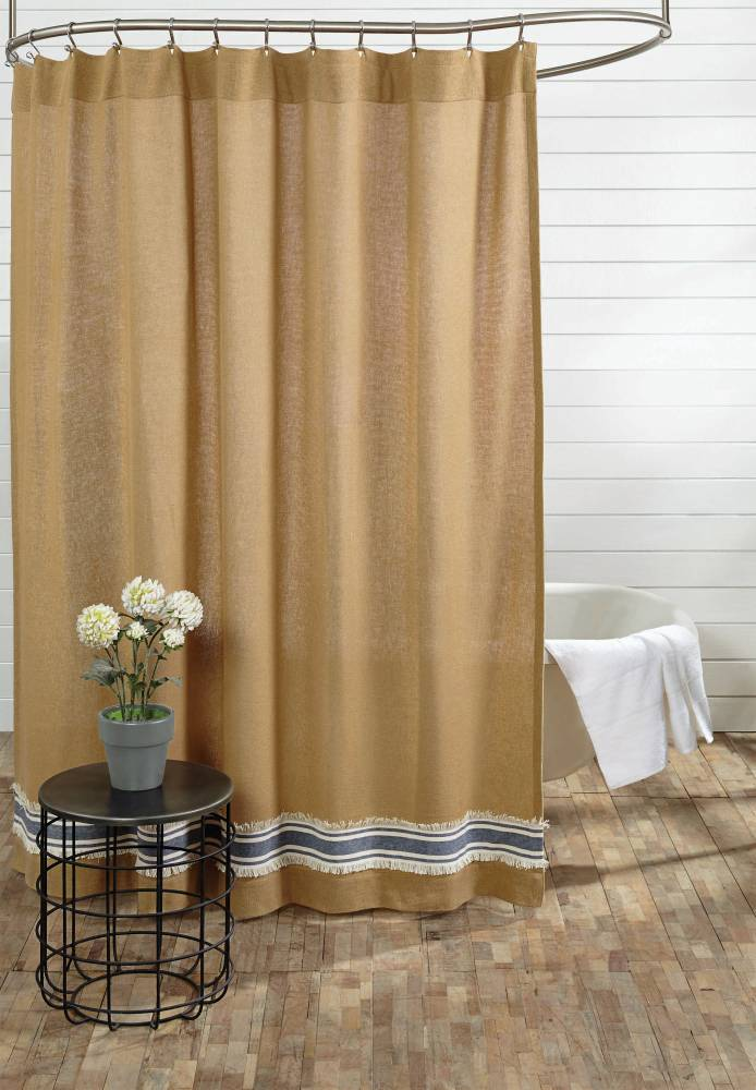 Country Shower Curtains  Mill Creek 72 x 72