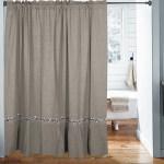 Farmhouse Cotton Shower Curtain Piper Classics