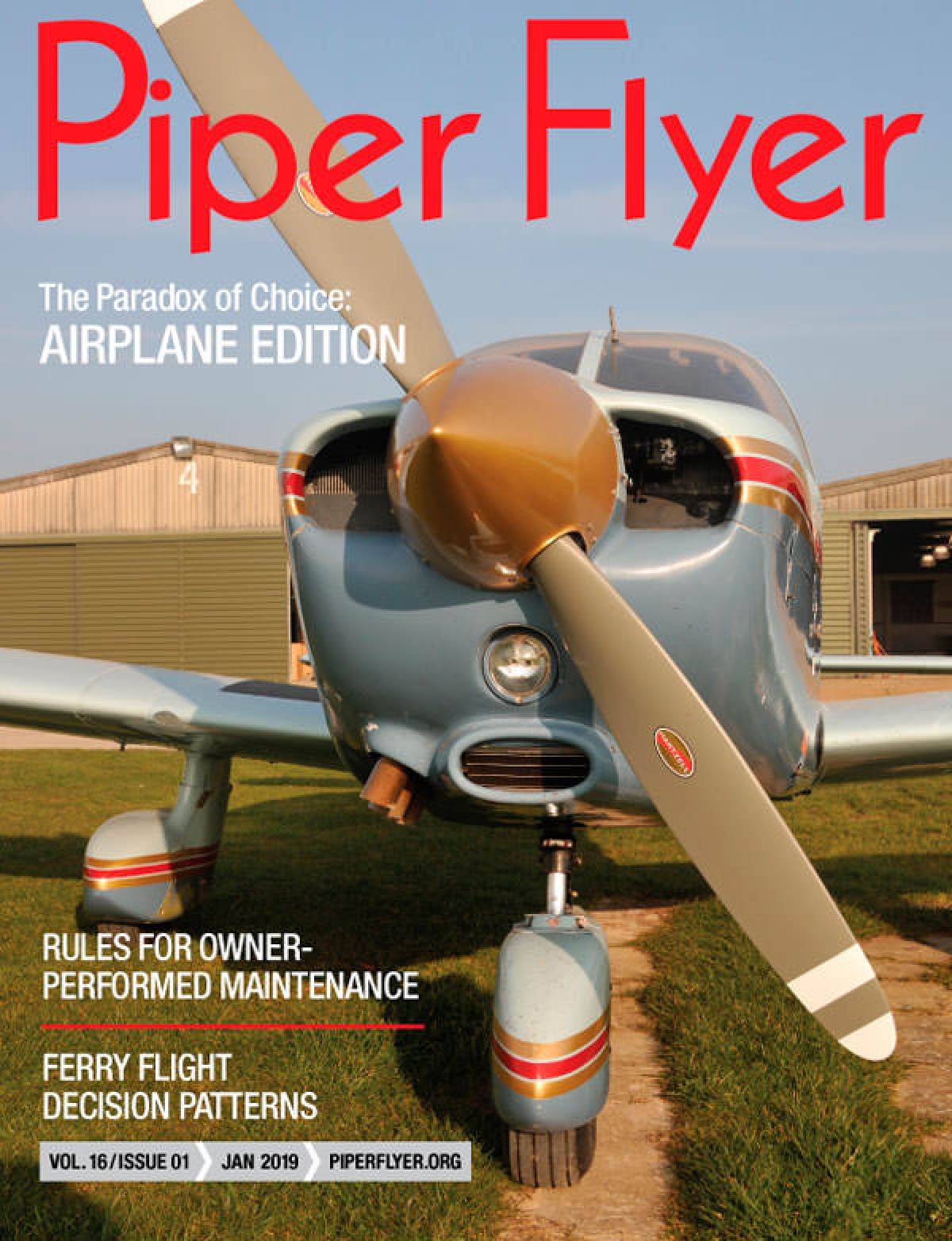 hight resolution of january 2019 piper flyer magazine