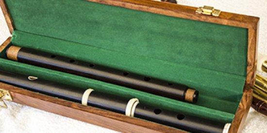 African Blackwood Flute 8