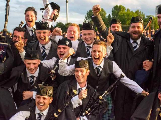 World Champions 2019: Inveraray & District