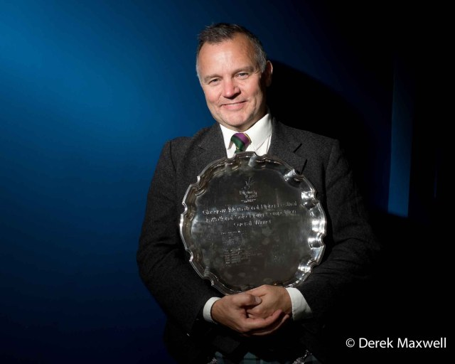 Stuart Liddell wins the Masters