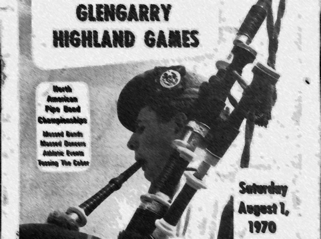 "Fifty years on: the 1970 Glengarry Highland Games – ""Maxville"" – program"