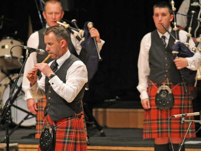 Nicolson returns as Glasgow Police pipe-major