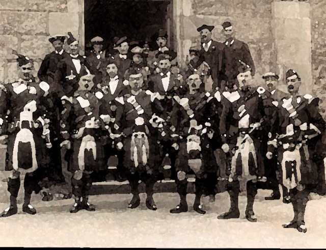 Willie Lawrie rises again, and G.S. McLennan himself identifies those in the Inverness 1912 pic