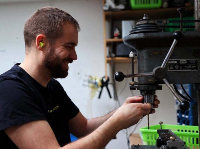 G1 at 10: the prominent reed and chanter maker celebrates a decade (video)