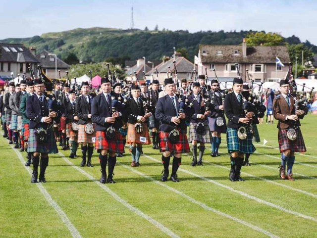 Argyllshire Gathering cancels Thursday games, but piping could still go on