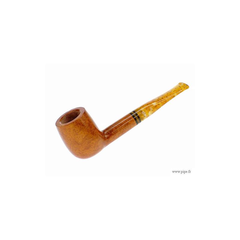 Straight Honey Savinelli pipe