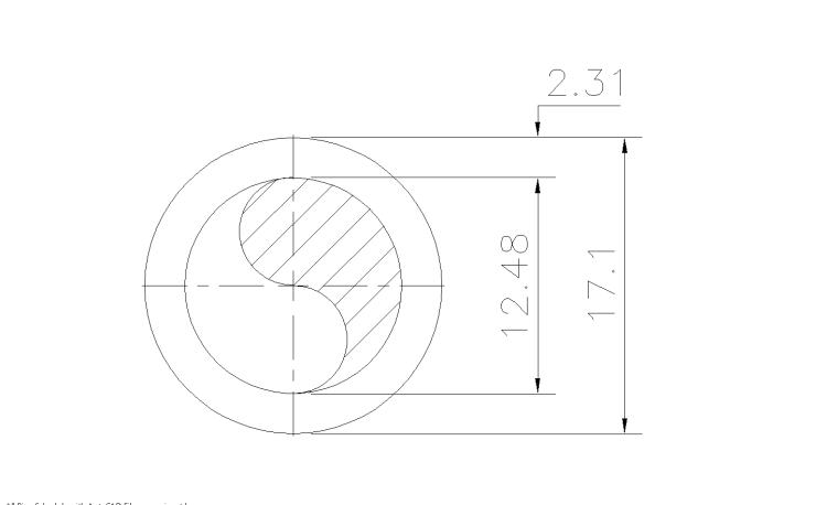 Schedule STD Pipe 3/8 Inch DN10