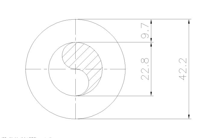 Schedule XXS Pipe 1 1/4 Inch DN32