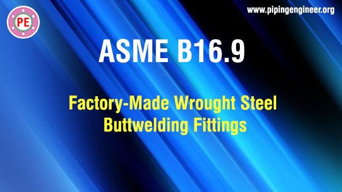 ASME B16.9