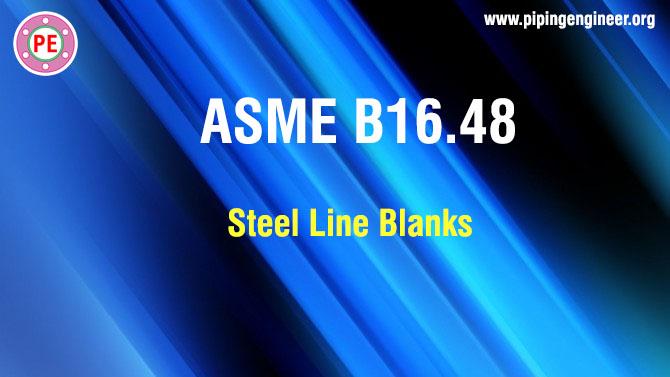 ASME B16.48