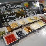 コートヤード・マリオット銀座東武ホテル:朝食とゴールド会員特典をレポート!<SPG/Marriott>