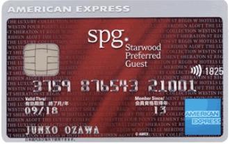 SPGアメックスはポイントサイト経由の入会がお得?10,000円相当のポイント還元!<モッピー>