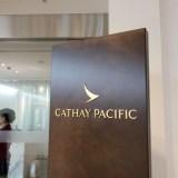 キャセイパシフィック ラウンジ(成田空港)訪問記!シャワーや坦々麺がなくともハーゲンダッツは充実!