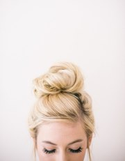 5 super easy wedding hairstyles