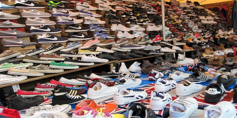 Your First and Last Choices for Wholesale Shoes Markets